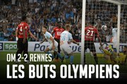 OM - Rennes (2-2) | Les buts olympiens