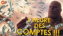 Avengers Infinity War - L'Heure des Comptes