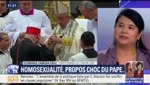 Pour les associations LGBT les propos du pape renvoient à l'idée que l'homosexualité est une maladie