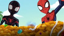 Ultimate Spider-Man Web Warriors S04E17 - Return to the Spider-Verse [pt2]