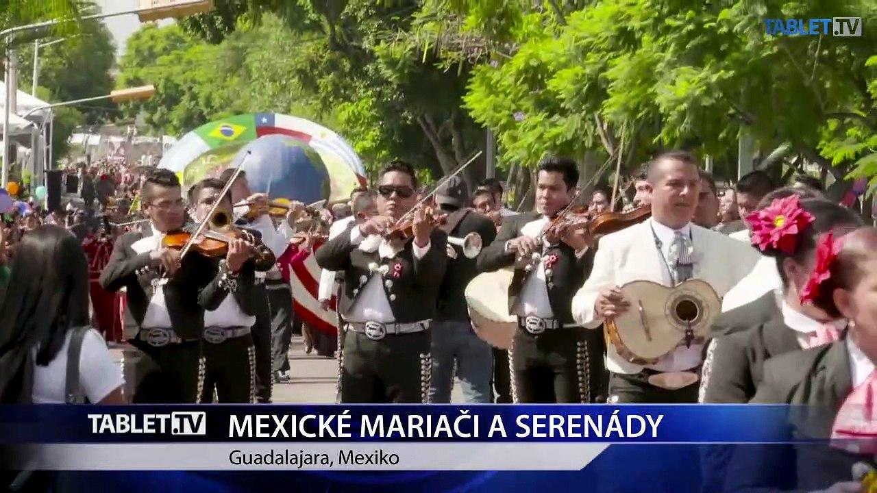 Medzinárodný festival mariači sa v Mexiku dočkal 20. ročníka