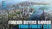 EVENING 5: Foreign buyers barred from Forest City