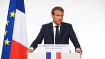 Discours du Président de la République, Emmanuel Macron lors de la conférence des ambassadeurs et des ambassadrices