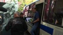 Russia, Alexei Navalny arriva in tribunale