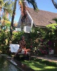 Didem Soydan'ın  Bali videosu