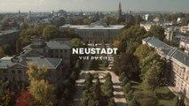 La Neustadt vue du ciel