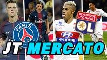 Journal du Mercato : le Paris Saint-Germain et l'Olympique Lyonnais lancent la grande braderie