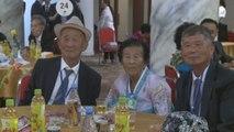 Los medios norcoreanos destacan las reuniones de familias separadas por la guerra