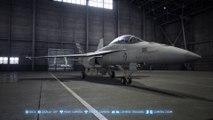 Ace Combat 7 :  Skies Unknown - Gameplay gamescom 2018