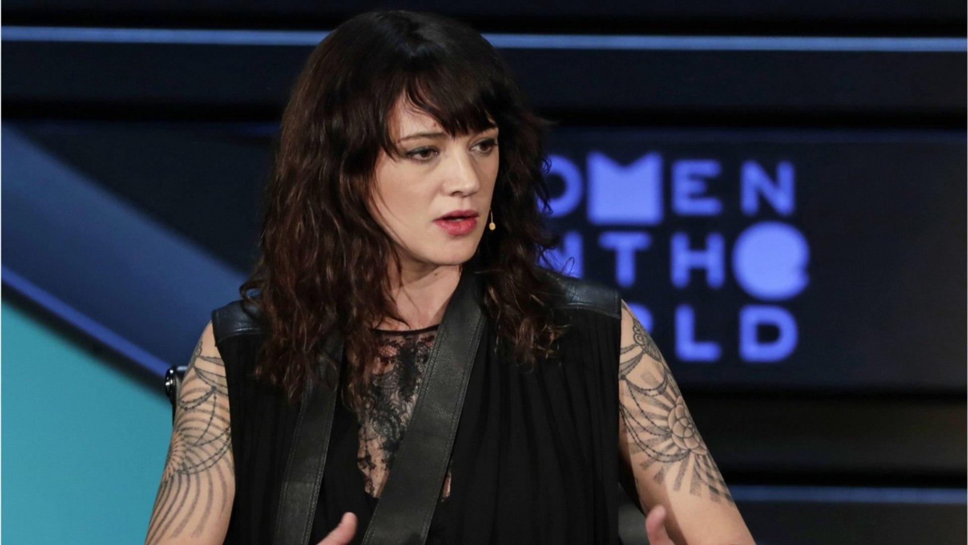 Asia Argento Eliminada De 'X Factor Italia' Tras Acusaciones De Acoso Sexual