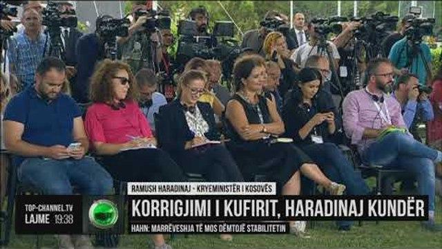 Edicioni Informativ, 27 Gusht 2018, Ora 19:30 - Top Channel Albania - News - Lajme