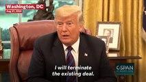President Trump Announces Separate U.S.-Mexico Trade Agreement