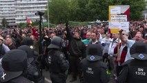 Chemnitz: Zusammenstöße linker und rechter Demonstranten