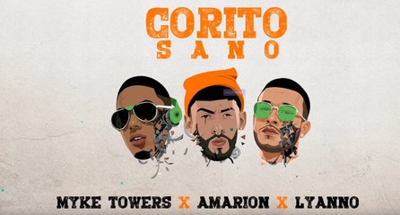 Amarion x Myke Towers x Lyanno - Corito Sano (New Era Version) [Audio Oficial]