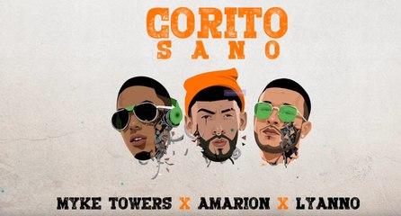 Amarion x Myke Towers x Lyanno - Corito Sano (New Era Version) [Audio Oficial]