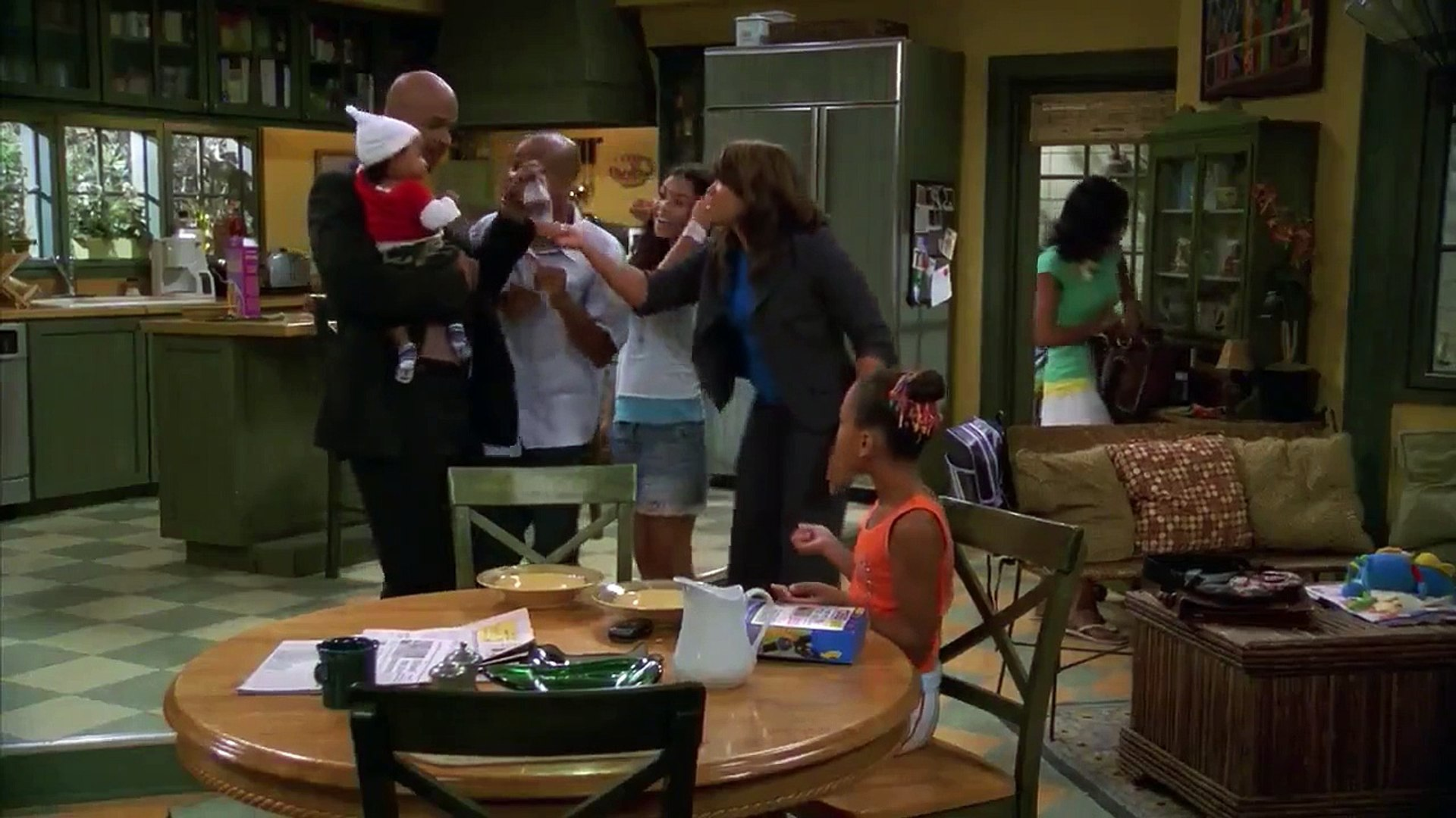 My Wife and Kids S05E06   Pokerface
