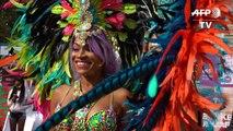 Notting Hill Carnival in full swing in West London