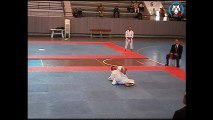 kata unsu championnat de maroc karate senior kata