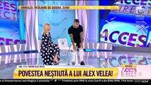 Simona Gherghe și Alex Velea prezintă Acces Direct
