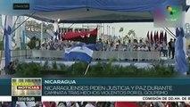 Nicaragua: entregan al gobierno 500 mil firmas para exigir justicia