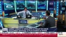 Entreprise du jour: Carmat annonce la certification de sa nouvelle usine d'assemblage automatisé à Bois-d'Arcy - 30/08