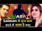 Salman Khan की BHARAT पर से Disha Patani ने किया खुलासा