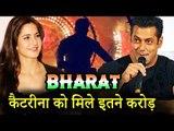 Salman की Bharat फिल्म के लिए Katrina Kaif को मिलेंगे 12 करोड़