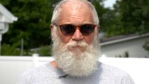 "Letterman: ""When you help others, you feel better about yourself"""