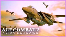 ACE COMBAT 7- Skies Unknown Gameplay Mission Demo - XBOX1, PC, PS4 - Gamescom Extended Gameplay Reveal