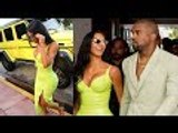 Kanye West Surprises Kim Kardashian By Buying Her The Neon Mercedes
