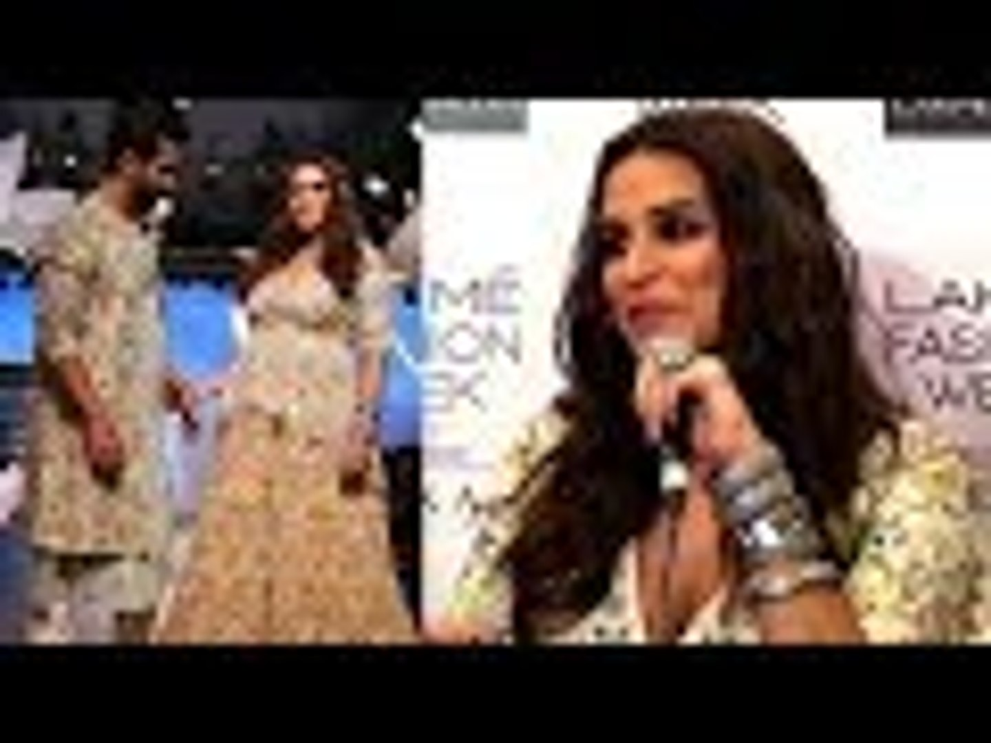 Watch! Neha Dhupia SPEAKS On Her Pregnancy For The FIRST Time