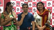 Gautam Gambhir Celebrates Raksha Bandhan With Transgender