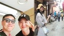 [Showbiz Korea] Today's StarPic! Lee Jong-suk(이종석) & Hyoni Kang(강승현)