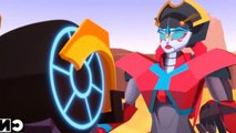 Transformers - Cyberverse E01 - Fractured