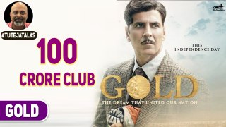 Akshay Kumar Earns His 9th 100 Cr. Film With Gold