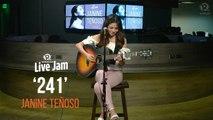 Janine Teñoso – 241 (Rivermaya cover)