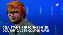 Ed Sheeran s'est marié ! Il a épousé sa compagne Cherry Seaborn en secret
