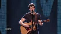 Shawn Mendes is the big winner at the iHeartRadio MMVAs _ Daily Celebrity News _ Splash TV
