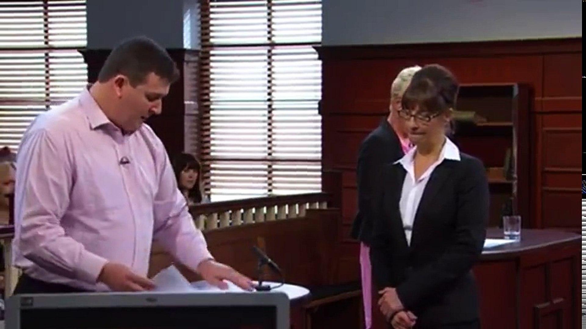 Judge Rinder S01 - Ep02 Ian V Martin, Liam V Josh, Jenny V... HD Watch