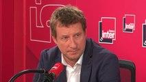 Yannick Jadot : Nicolas Hulot ne voulait plus être la caution d'un gouvernement de renoncement