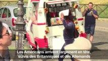 """Paris : """"record absolu"""" de fréquentation touristique"""