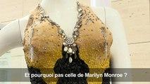 Des robes de légende de Marilyn Monroe exposées avant une vente