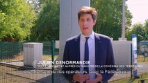 Inaugurations des deux premiers sites 4G multi-opérateurs en France (Deux-Sèvres)