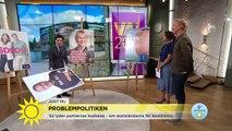 Marcus valskola – valaffischernas dolda budskap - Nyhetsmorgon (TV4)