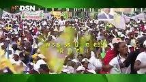 Le peuple congolais a choisi le meilleur, Denis Sassou N'Guess, le garant de la paix.Denis Sassou N'Guesso a été désigné comme président.Le travail ne va pa