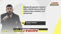 Gattuso recadre Tiémoué Bakayoko - Foot - ITA
