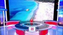 Sable blanc, eau turquoise et… déchets toxiques : la plage de Rosignano, en Toscane, n'a rien de paradisiaque