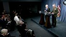 ABD Savunma Bakanından Suriye açıklaması - WASHINGTON