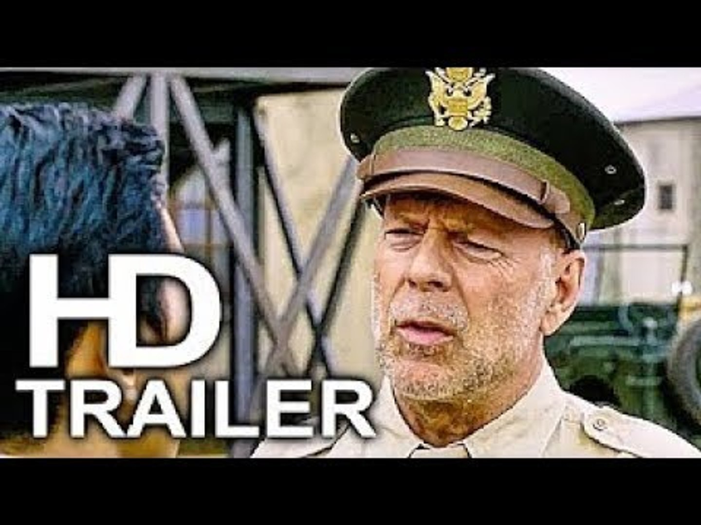AIR STRIKE (FIRST LOOK - Trailer #1 NEW) 2018 Bruce Willis, Adrien Brody Action Movie HD