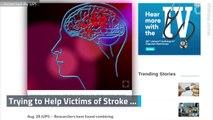 Study: Amphetamines don't improve post-stroke motor recovery